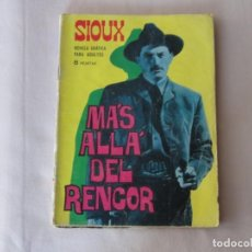 Tebeos: SIOUX. Nº 54. EDICIONES TORAY. 1964. C-82. Lote 289746663