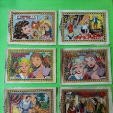 Livros de Banda Desenhada: LOTE DE 24 AZUCENA - VER FOTOS Y NUMERACIÓN. Lote 289784433