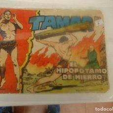 Tebeos: TAMAR EL HIPOPOTAMO DE HIERRO. Lote 291451453