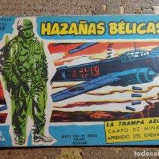 Giornalini: COMIC DE HAZAÑAS BELICAS LA TRAMPA AZUL Nº 143. Lote 291502688