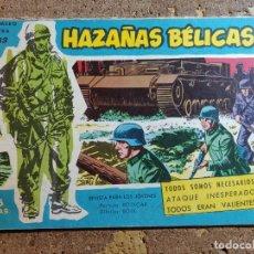 Giornalini: COMIC DE HAZAÑAS BELICAS TODOS SOMOS NECESARIOS Nº 183. Lote 291504298