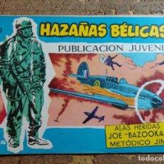 Giornalini: COMIC DE HAZAÑAS BELICAS ALAS HERIDAS Nº 303. Lote 291504908