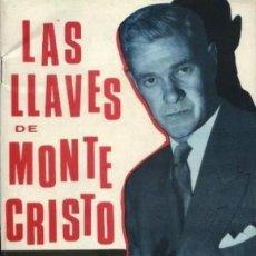 Tebeos: ESPIONAJE-TORAY- Nº 19 - LAS LLAVES DE MONTECRISTO-GRAN JAIME ROMEU-1965-BUENO-DIFÍCIL-LEAN-5646. Lote 291921288