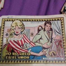 Tebeos: YO NO CREO EN EL AMOR N° 683. Lote 292395853