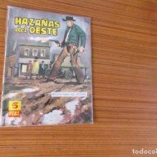 Tebeos: HAZAÑAS DEL OESTE Nº 54 EDITA TORAY. Lote 293250598