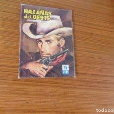 Tebeos: HAZAÑAS DEL OESTE Nº 45 EDITA TORAY. Lote 293250998