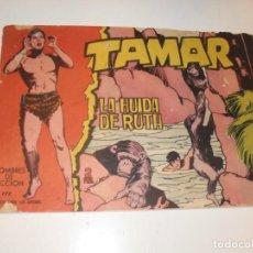 Tebeos: TAMAR 177,DE LOS ULTIMOS.ORIGINAL APAISADO,EDICIONES TORAY,AÑO 1961.. Lote 293549128