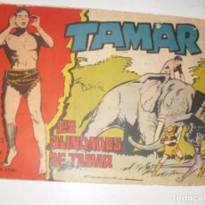 Tebeos: TAMAR 168,DE LOS ULTIMOS.ORIGINAL APAISADO,EDICIONES TORAY,AÑO 1961.. Lote 293549253