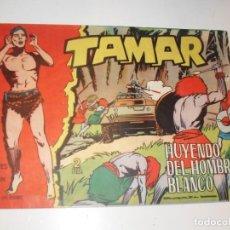 Tebeos: TAMAR 114.ORIGINAL APAISADO,EDICIONES TORAY,AÑO 1961.. Lote 293549353