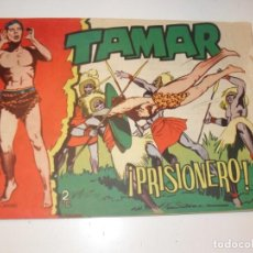 Tebeos: TAMAR 113.ORIGINAL APAISADO,EDICIONES TORAY,AÑO 1961.. Lote 293549483