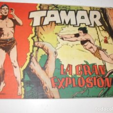 Tebeos: TAMAR 108.ORIGINAL APAISADO,EDICIONES TORAY,AÑO 1961.. Lote 293549643