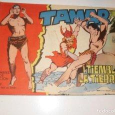 Tebeos: TAMAR 107.ORIGINAL APAISADO,EDICIONES TORAY,AÑO 1961.. Lote 293549698