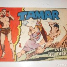 Tebeos: TAMAR 106.ORIGINAL APAISADO,EDICIONES TORAY,AÑO 1961.. Lote 293549788