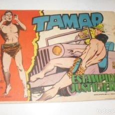 Tebeos: TAMAR 102.ORIGINAL APAISADO,EDICIONES TORAY,AÑO 1961.. Lote 293559508