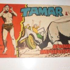 Tebeos: TAMAR 100.ORIGINAL APAISADO,EDICIONES TORAY,AÑO 1961.. Lote 293559588