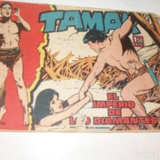 Tebeos: TAMAR 91.ORIGINAL APAISADO,EDICIONES TORAY,AÑO 1961.. Lote 293560138