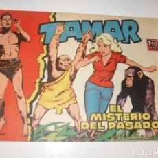 Tebeos: TAMAR 81.ORIGINAL APAISADO,EDICIONES TORAY,AÑO 1961.. Lote 293561313