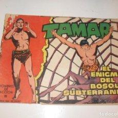 Tebeos: TAMAR 81.ORIGINAL APAISADO,EDICIONES TORAY,AÑO 1961.. Lote 293561548