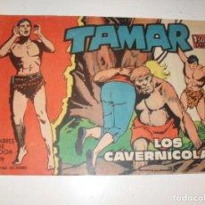 Tebeos: TAMAR 79.ORIGINAL APAISADO,EDICIONES TORAY,AÑO 1961.. Lote 293561688