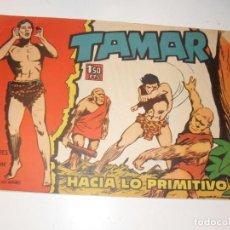Tebeos: TAMAR 78.ORIGINAL APAISADO,EDICIONES TORAY,AÑO 1961.. Lote 293561823