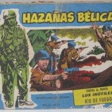 Tebeos: HAZAÑAS BELICAS - NUMERO EXTRA 218 - CARTAS AL FRENTE - BOIXCAR - COMIC. Lote 293706498