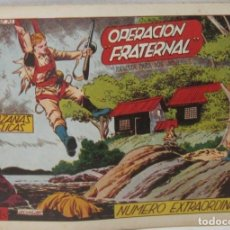 Tebeos: HAZAÑAS BELICAS - AÑO VIII Nº 193 ESPECIAL -OPERACION FRATERNAL - BOIXCAR - COMIC. Lote 293711358