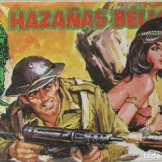 Tebeos: HAZAÑAS BELICAS - Nº 78 - LOS CONDENADOS - COMIC. Lote 293714258
