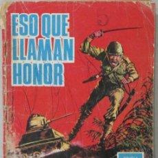 Tebeos: HAZAÑAS BELICAS - Nº 126 - ESO QUE LLAMAN HONOR - COMIC. Lote 293717963