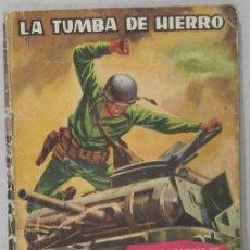 Tebeos: HAZAÑAS BELICAS - LA TUMBA DE HIERRO - COMIC. Lote 293718548
