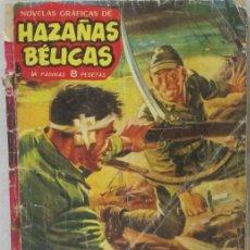 Tebeos: HAZAÑAS BELICAS - TRES HOMBRES VAN A MORIR - COMIC. Lote 293719003