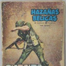 Tebeos: HAZAÑAS BELICAS - CUENTA SALDADA - COMIC. Lote 293719218