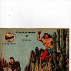 Tebeos: WINCHESTER JIM Nº 27-SERIE CARAVANA. Lote 293893288