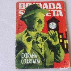 Tebeos: BRIGADA SECRETA Nº 72. EDICIONES TORAY. AÑOS 1962-1967. C-83. Lote 294007743