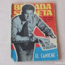 Tebeos: BRIGADA SECRETA Nº 80. EDICIONES TORAY. AÑOS 1962-1967. C-83. Lote 294064853