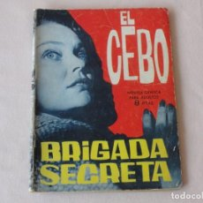 Tebeos: BRIGADA SECRETA Nº 82. EDICIONES TORAY. AÑOS 1962-1967. C-84. Lote 294095028