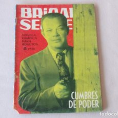 Tebeos: BRIGADA SECRETA Nº 84. EDICIONES TORAY. AÑOS 1962-1967. C-84. Lote 294097958