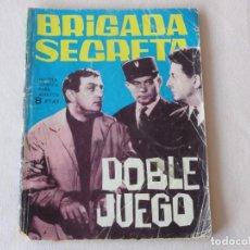 Tebeos: BRIGADA SECRETA Nº 85. EDICIONES TORAY. AÑOS 1962-1967. C-84. Lote 294099063