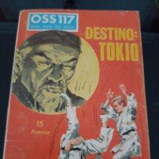 Giornalini: DESTINO TOKIO 0SS117. Lote 294164003