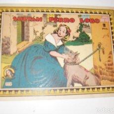 Tebeos: AZUCENA 339(DE 1215).ORIGINALES.EDICIONES TORAY,AÑO 1950.. Lote 294566443