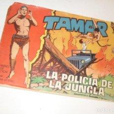 Tebeos: TAMAR 119(DE 186).ORIGINALES.EDICIONES TORAY,AÑO 1961.. Lote 294568393