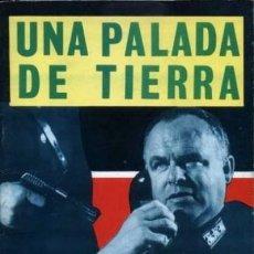 Tebeos: ESPIONAJE-NOVELA GRÁFICA- Nº 20 -UNA PALADA DE TIERRA-1965-JORGE BADÍA-REGULAR-DIFÍCIL-LEA-5688. Lote 295269393