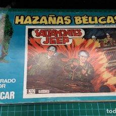 Tebeos: COMIC HAZAÑAS BELICAS 152. Lote 295357618