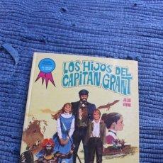 Tebeos: GRANDES AVENTURAS : LOS HIJOS DEL CAPITAN GRANT; JULIO VERNE; TORAY. Lote 295363543