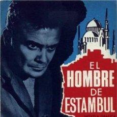 Tebeos: ESPIONAJE-NOVELA GRÁFICA- Nº 49 -EL HOMBRE DE ESTAMBUL-1967-RAFAEL CORTIELLA-BUENO-DIFÍCIL-LEA-5692. Lote 295436608