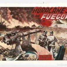 Tebeos: HAZAÑAS BÉLICAS 43: HURACANES DE FUEGO, 1951, TORAY, ORIGINAL, BUEN ESTADO. Lote 295447508