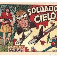 Tebeos: HAZAÑAS BÉLICAS 4: SOLDADO DEL CIELO, 1950, TORAY, MUY BUEN ESTADO. Lote 295448693
