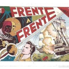 Tebeos: EL HIJO DEL DIABLO DE LOS MARES 13: FRENTE A FRENTE, 1949, TORAY, BUEN ESTADO. Lote 295451683