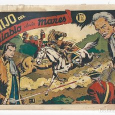 Tebeos: EL HIJO DEL DIABLO DE LOS MARES 1, 1949, TORAY, BUEN ESTADO. Lote 295452793