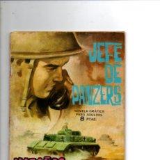 Tebeos: HAZAÑAS BELICAS Nº 78. JEFE DE PANZERS. EDICIONES TORAY, 1964. Lote 295496093