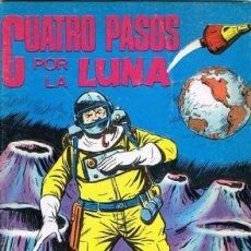 Livros de Banda Desenhada: HAZAÑAS BÉLICAS- GORILA- Nº 299 -CUATRO PASOS POR LA LUNA-ALAN DOYER-1970-ÚNICO EN TC-RESERVADO-5697. Lote 295526573